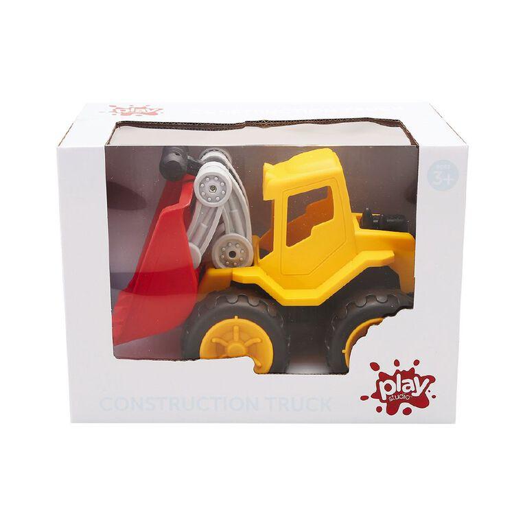 Play Studio Construction Toy Digger, , hi-res
