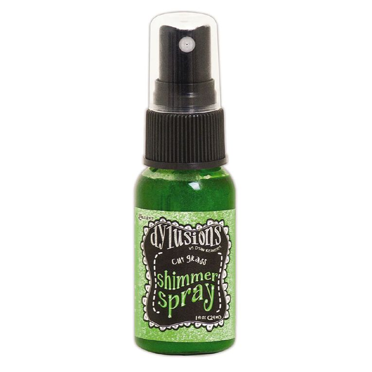 Ranger Dylusions Shimmer Spray Cut Grass, , hi-res