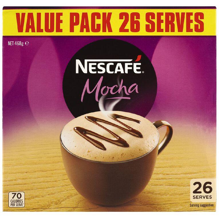Nescafe Cafe Menu Mocha 26Pk, , hi-res