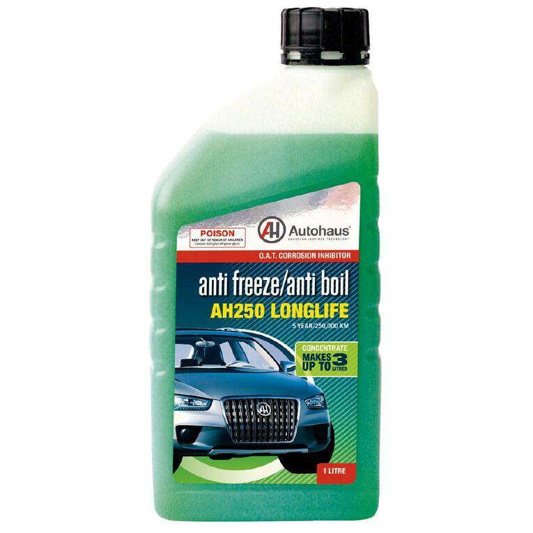 Autohaus Anti-Freeze/Anti-Boil Concentrate AH250 1L, , hi-res
