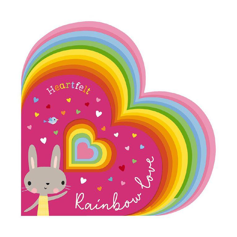 Heartfelt Rainbow Love by Alexandra Robinson N/A, , hi-res