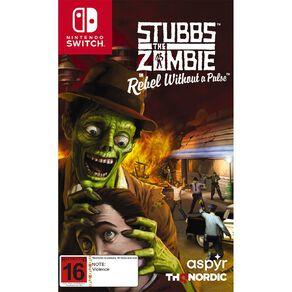 Nintendo Switch Stubbs the Zombie