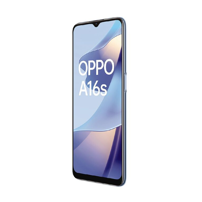 OPPO A16s Blue, , hi-res