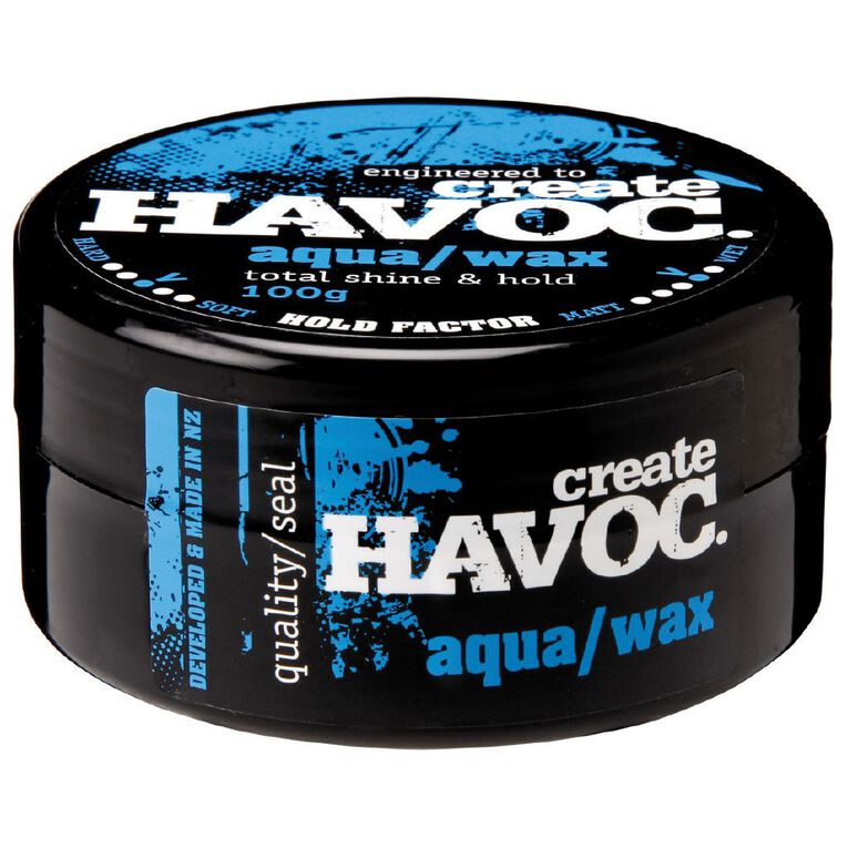 Create Havoc Aqua Wax 100g, , hi-res