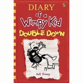 Diary of a Wimpy Kid #11 Double Down by Jeff Kinney
