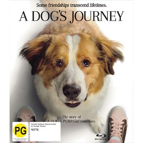 A Dogs Journey Blu-ray 1Disc