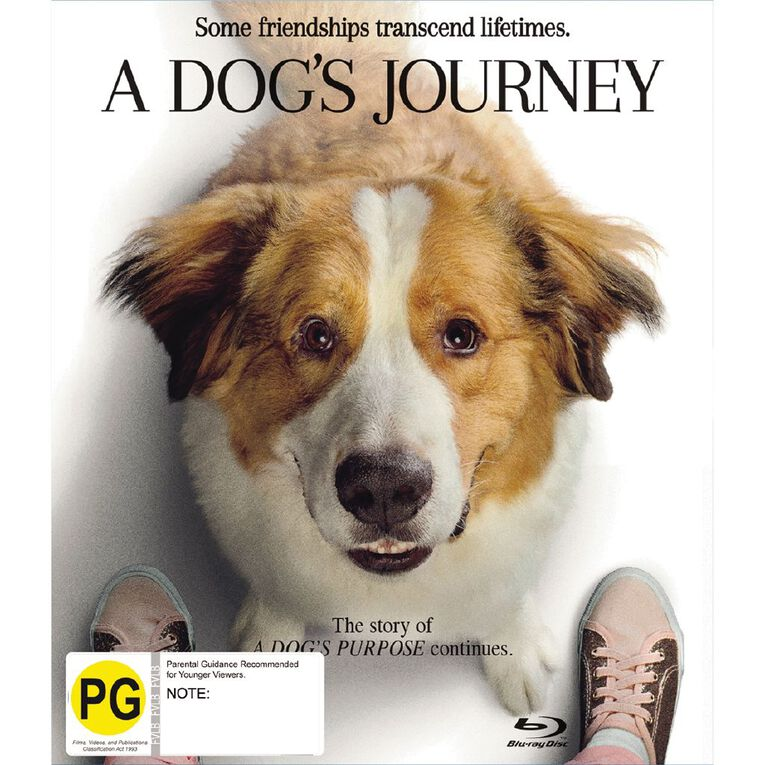 A Dogs Journey Blu-ray 1Disc, , hi-res