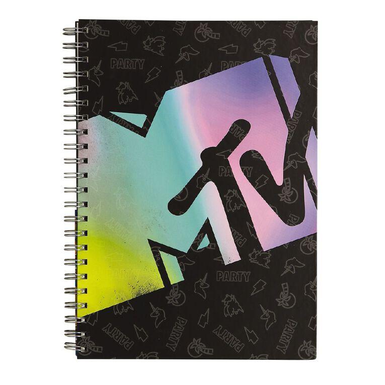 Visual Diary Spiral MTV A4, , hi-res