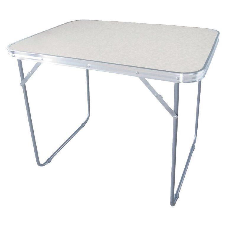 Camp Table Small 80cm x 60cm x 68cm, , hi-res