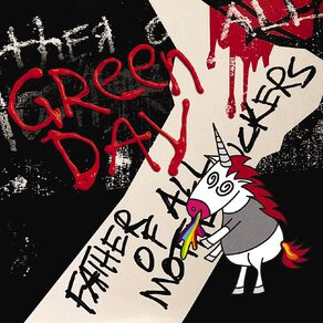 Father Of All CD by Green Day 1Disc