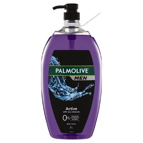 Palmolive Men Shower Gel Active 2L