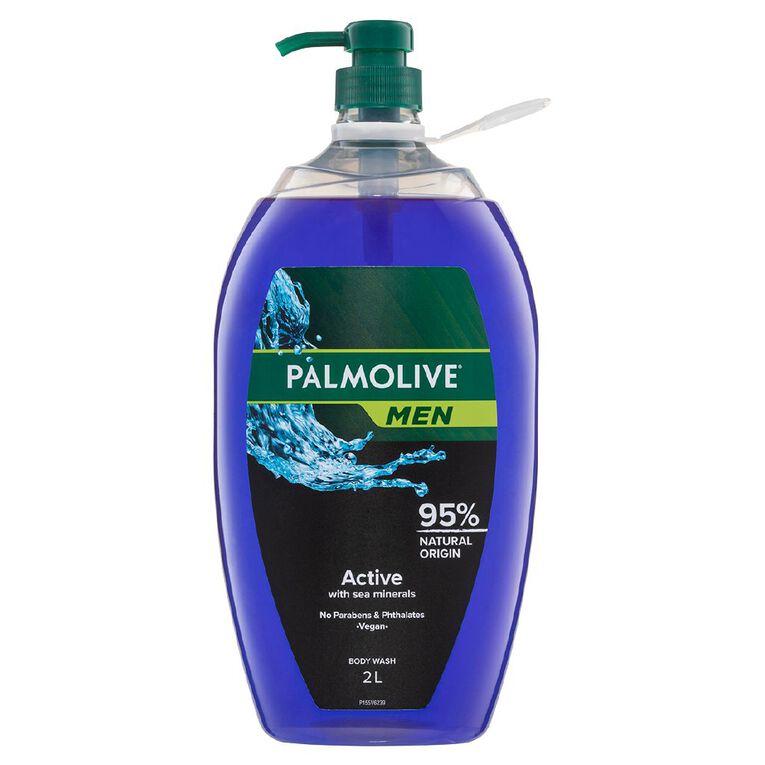 Palmolive Men Shower Gel Active 2L, , hi-res