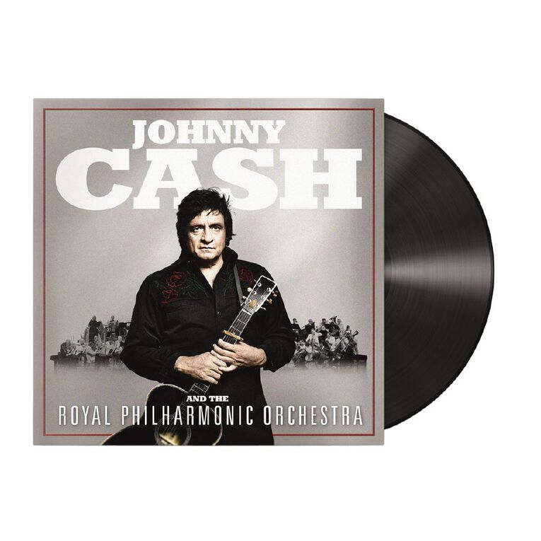 Johnny Cash And The Royal Philharmonic Orchestra CD by Johnny Cash 1Disc, , hi-res