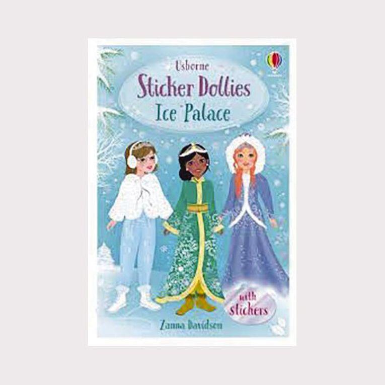Sticker Dolly Stories #6 Ice Palace by Zanna Davidson, , hi-res