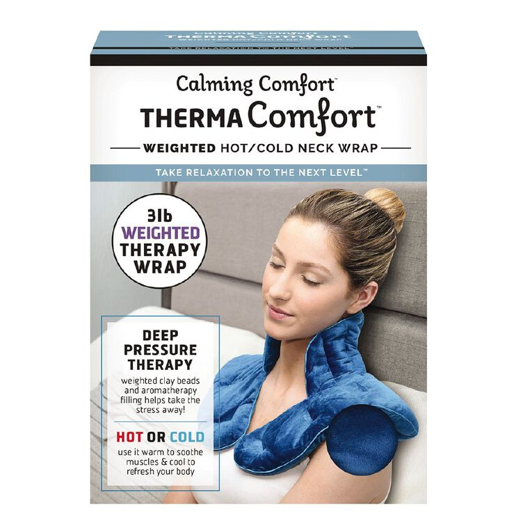 As Seen On TV Therma Comfort Neck Wrap, , hi-res