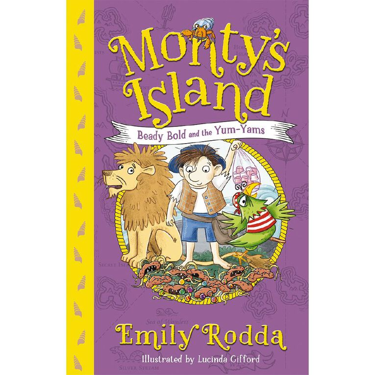 Monty's Island #2 Beady Bold and the Yum-Yams by Emily Rodda, , hi-res image number null