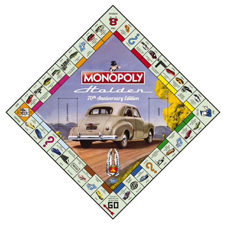 Holden Monopoly Edition, , hi-res