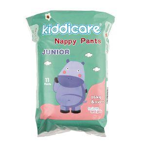 Kiddicare Convenience Size Nappy Pants Junior 11s