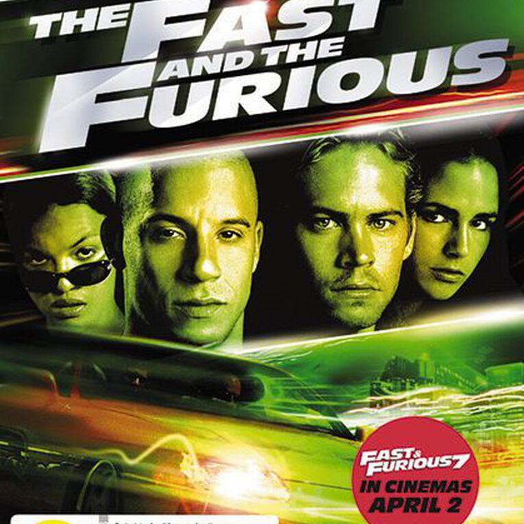 Fast & Furious 1 DVD 1Disc, , hi-res