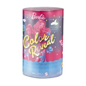 Barbie Collour Reveal Paint Can Giftset