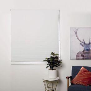 Homeworks Soho Roller Blind Alabaster White
