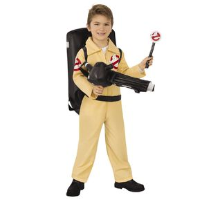 Rubies Ghostbusters Deluxe Costume with Light Medium
