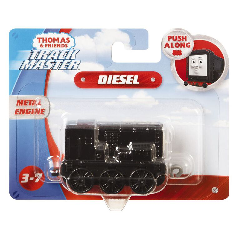 Fisher-Price Thomas & Friends Push Along Engine Assorted Small, , hi-res