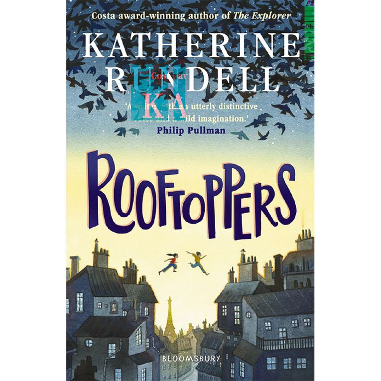 Rooftoppers by Katherine Rundell, , hi-res