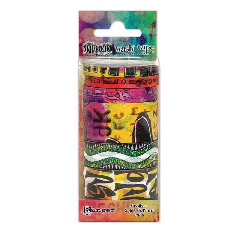 Ranger Dylusions Washi Tape #6, , hi-res