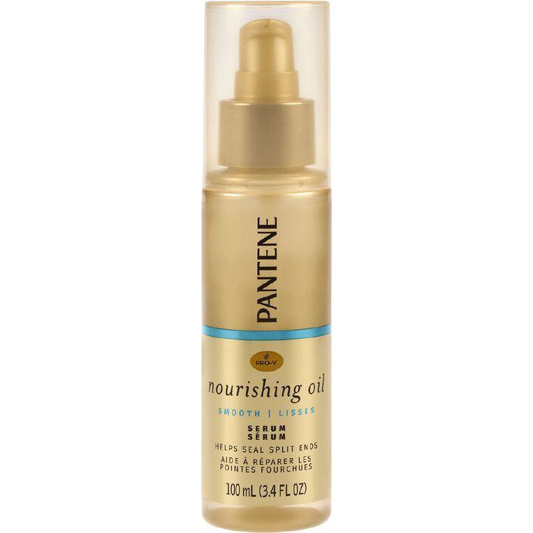 Pantene Nourishing Oil Smooth 100ml, , hi-res
