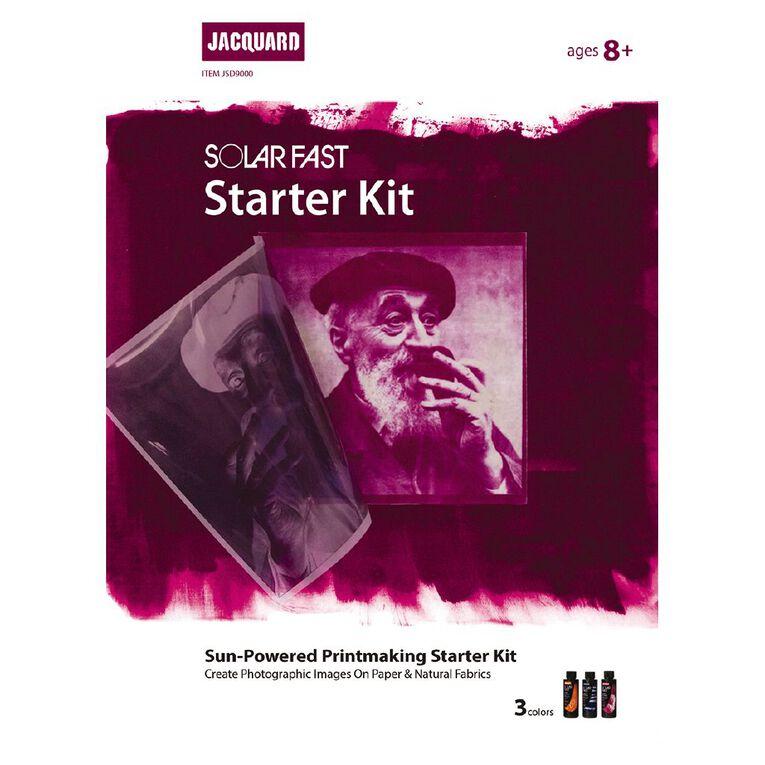 Jacquard Solarfast Starter Kit, , hi-res