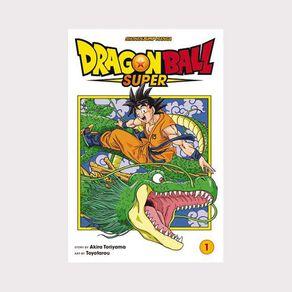 Dragon Ball Super Vol #1 by Akira Toriyama