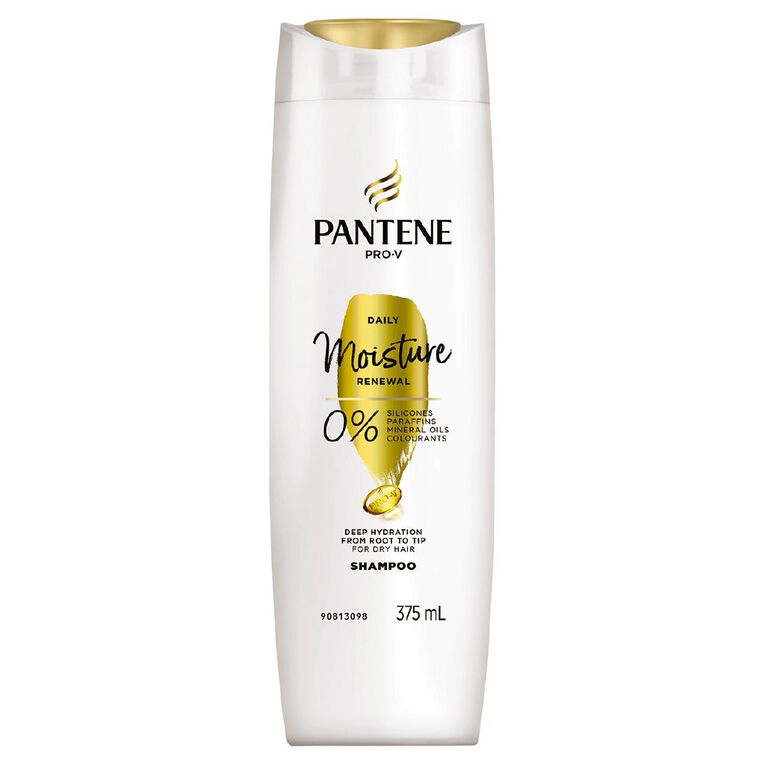 Pantene Daily Moisture Renewal Shampoo 375ml, , hi-res