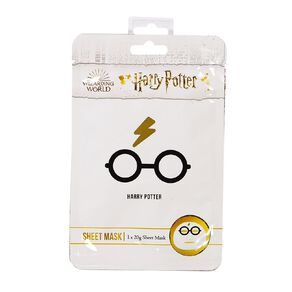 Harry Potter Face Mask Sheet Double 2 Pack