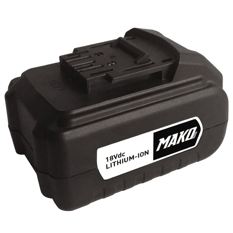 Mako 18V 3.0Ah Li-ion Battery Pack, , hi-res