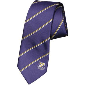 Schooltex Onewhero Strip Tie with Logo