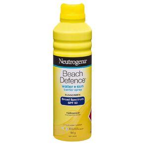 Neutrogena Beach Defence Spray SPF50 184g