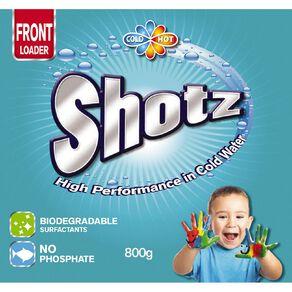 Shotz Front Loader 800g