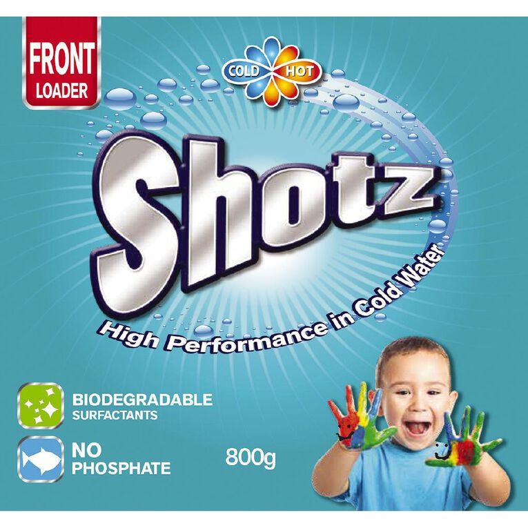Shotz Front Loader 800g, , hi-res