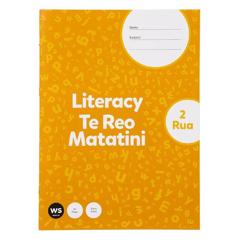 WS Middle Literacy 2 Rua, , hi-res