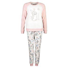Peter Rabbit Women's Long Sleeves Fleece Pyjama Set