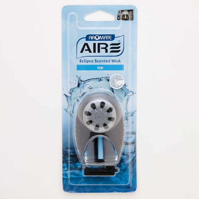 Aromate Air Vent Mount Car Air Freshener Wick Ice, , hi-res