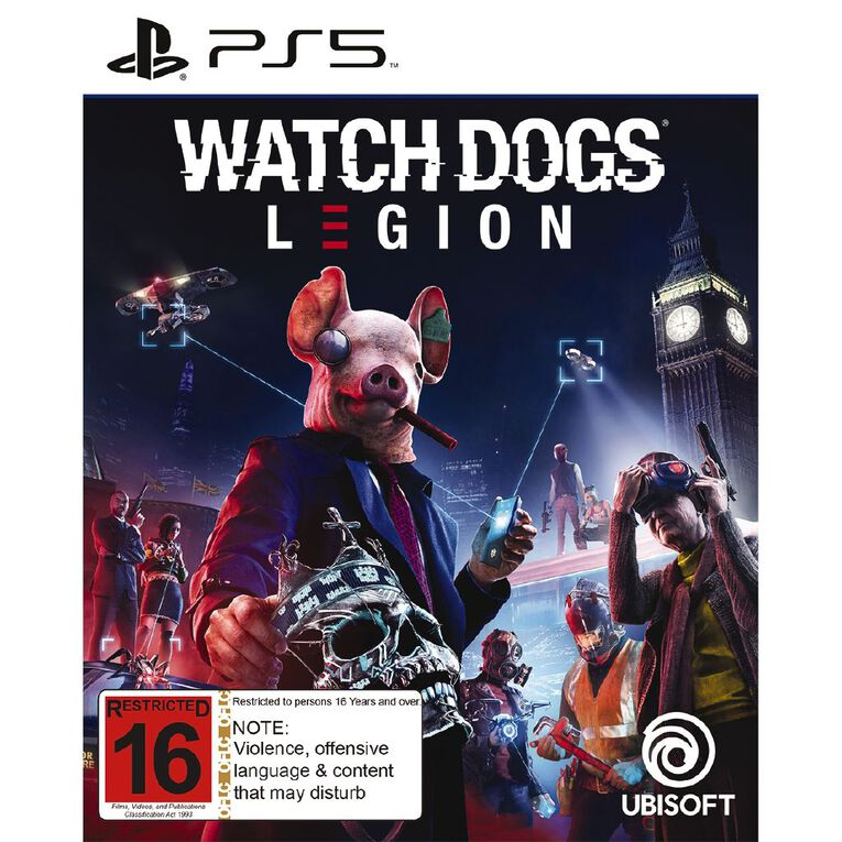 PS5 Watch Dogs Legion, , hi-res image number null