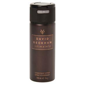 David Beckham Intimately Body Spray 150ml