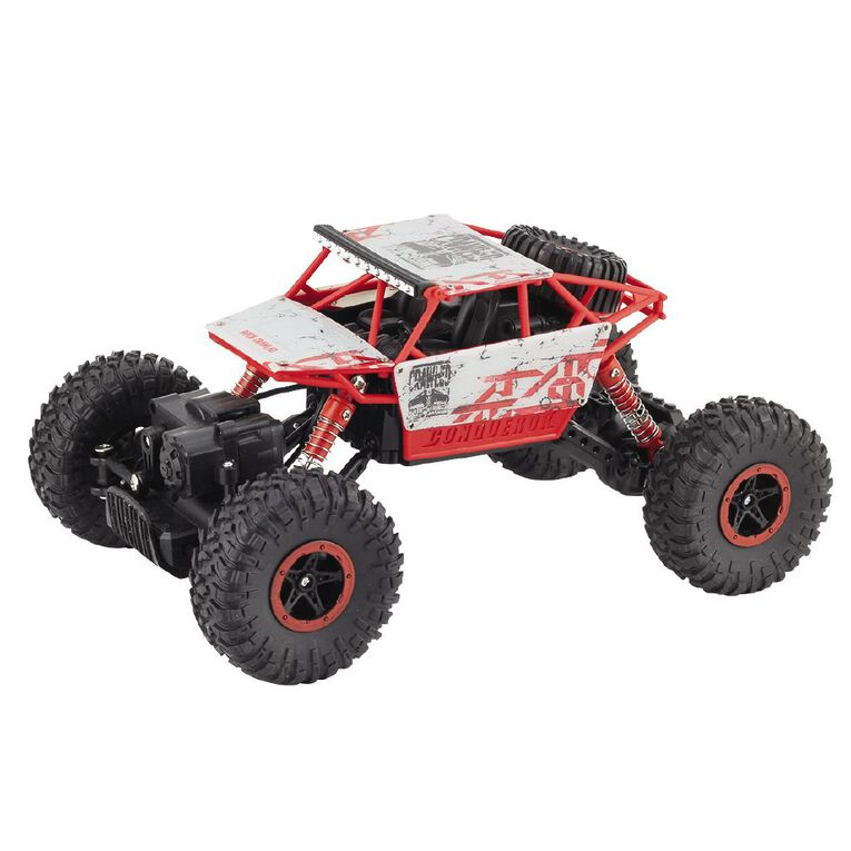 Play Studio Rock Destroyer RC Rally Car 1:18 Scale Assorted, , hi-res