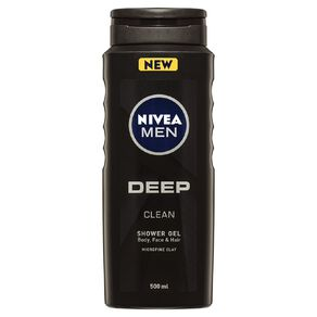 Nivea Men Shower Gel Deep 500ml