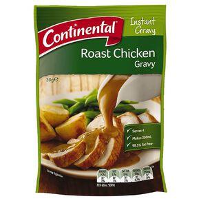 Continental Gravy Roast Chicken 30g
