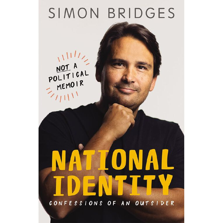National Identity by Simon Bridges, , hi-res