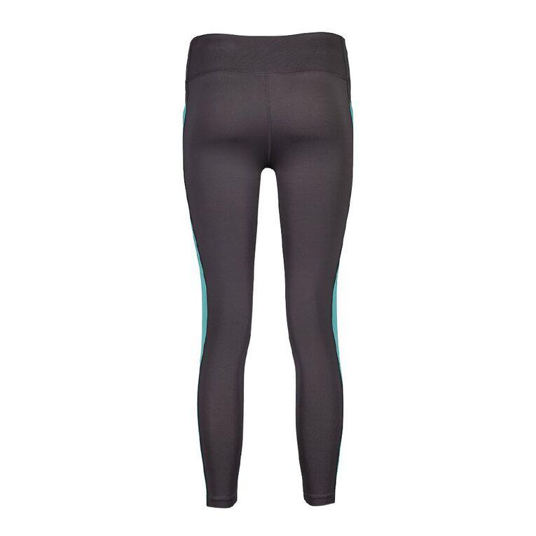 Active Intent Side Panel Leggings, Grey CERAMIC, hi-res
