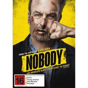 Nobody DVD 1 Disc